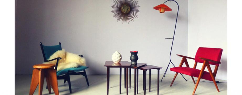 flash back galerie rennes mobilier design xx me vintage