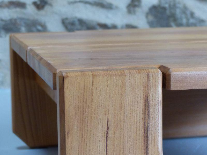 Regain Design Artamp; Basse Table Orme Massif soCQthdxrB